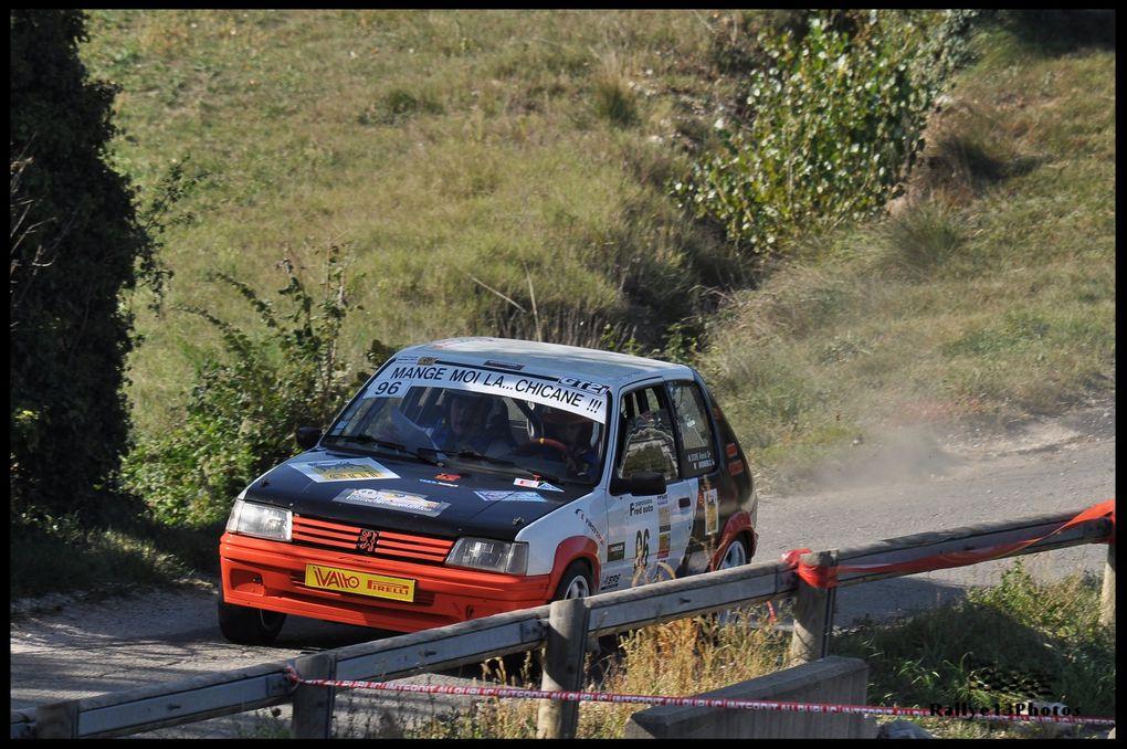 Rallye de Sarrians 26 octobre 2014