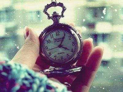 el tiempo es mi vida