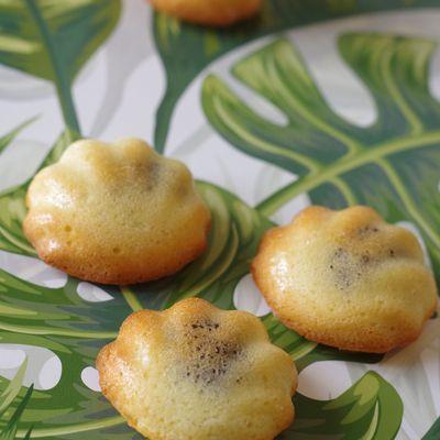 Bouchées noix de coco coeur pâte à tartiner