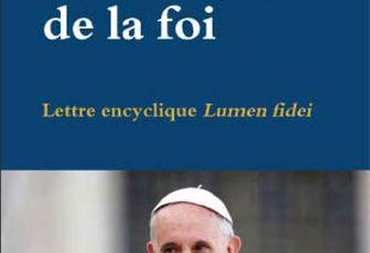MGR DUFOUR : PRESENTATION DE L'ENCYCLIQUE LUMEN FIDEI