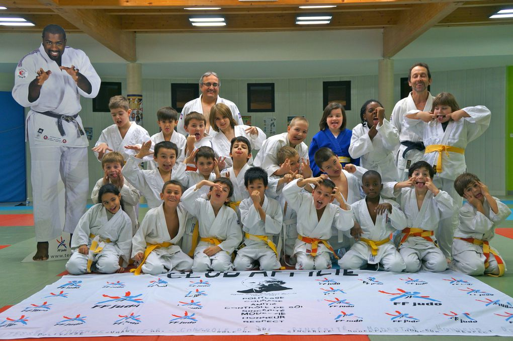 Album - Séance photo à Bagnols Judo