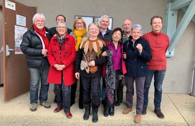 Convocation Assemblée Générale Ordinaire Du CinéLaudon samedi 29 février 2020