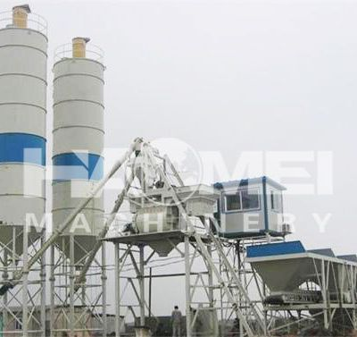 Amix upgrade with Euroblend batching plants