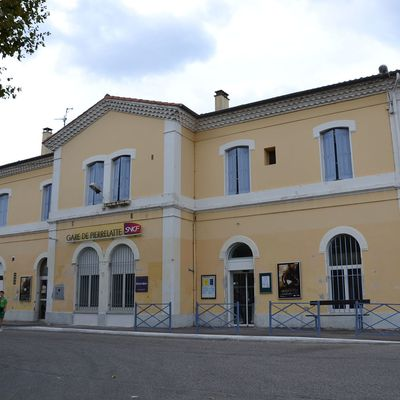Gare de Pierrelatte (26)