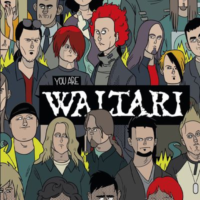 Discographie : YOU ARE WALTARI (2015)