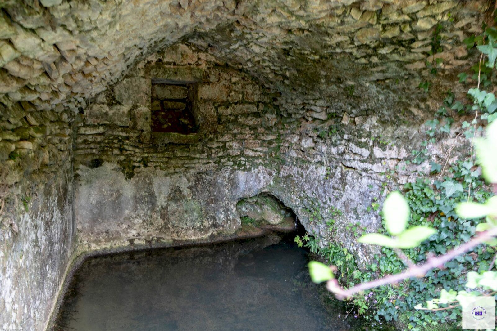 Lavoir et Fontaine du Cournouillé