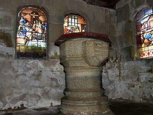 Église de Cornouaille : Saint-Germain à Kerlaz