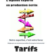 Transcription audio redaction de contenus web - correction relecture - reecriture- saisie - phoning tarifs 2014-2015