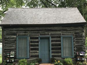 premiere maison europeenne dans le Nebraska