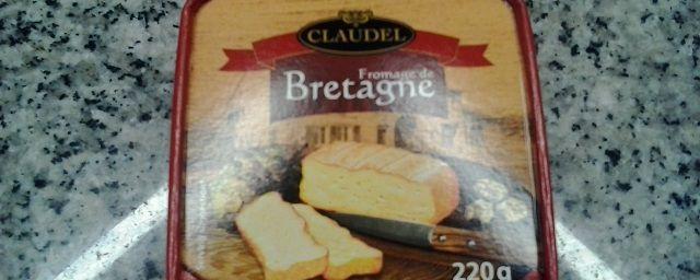 """Selezione dalla settimana francese alla Lidl (2) - Formaggio di Bretagna """"Claudel"""" - Crepes ripiene di cioccolato """"Duc du Coeur"""""""