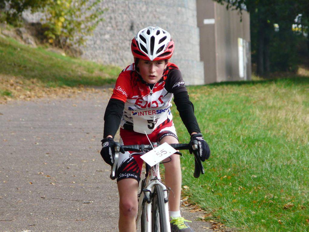 Résultats Bike & Run Vosges du Nord 2016