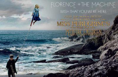 Song für den 'Miss Peregrine's' Soundtrack von Florence + the Machine