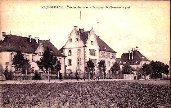 Caserne Abbatucci