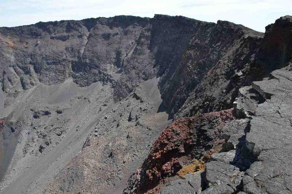 Rando : Le Piton de la Fournaise (La Réunion)