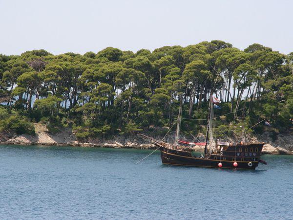 Dernières images de la Croatie.