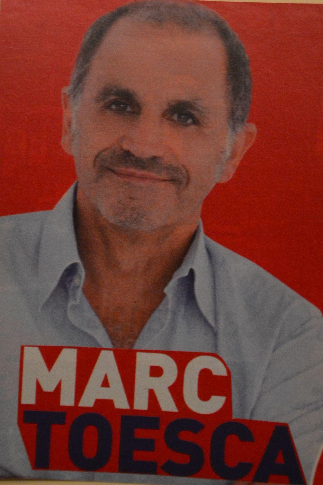 Marc TOESCA / Cycliste ou Présentateur TV.