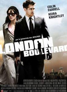 London Boulevard : un polar noir avec Colin Farrel et Keira Knightley