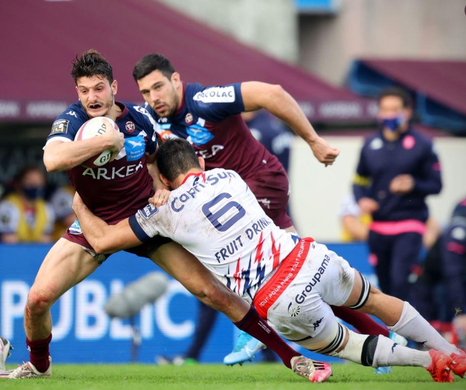Bordeaux Bègles / Stade Français : Sur quelle chaine suivre la rencontre samedi ?