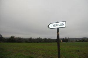 28 octobre 2014 - D'Huison-Longueville
