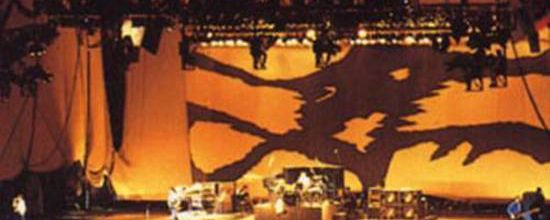 U2 -Joshua Tree Tour -23/11/1987 -Fort Worth USA- Tarrant County Convention Center