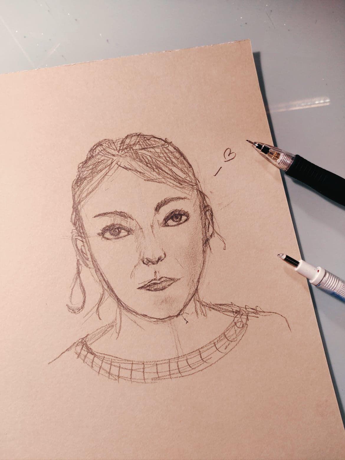 Cours N°7 // Autoportrait