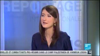 2012 12 27 - KARINA CHABOUR - FRANCE 24 - PARIS DIRECT @06H50