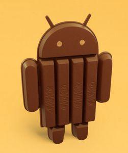 android KIT KAT 4.4 en déploiement progressive