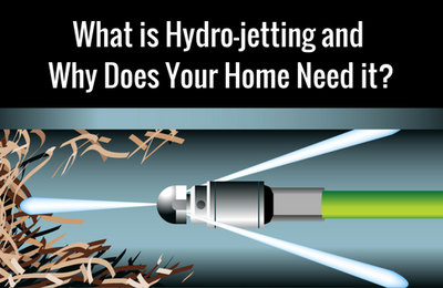 Hydro-Jetting Can Improve the Plumbing System of your Home!