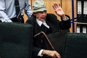 94-Year-Old Former Nazi Concentration Camp Guard Goes On Trial In Germany