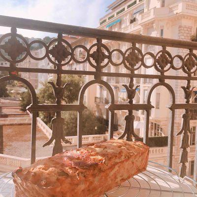 Cake thon et courgettes