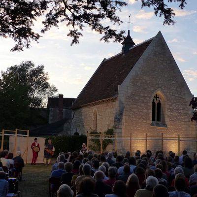 """Spectacle """"Ars Moriendi"""" : grand succès à la Chapelle de Preuilly"""