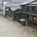 Typhoon Hagibis : Japan suffers deadly floods and landslides