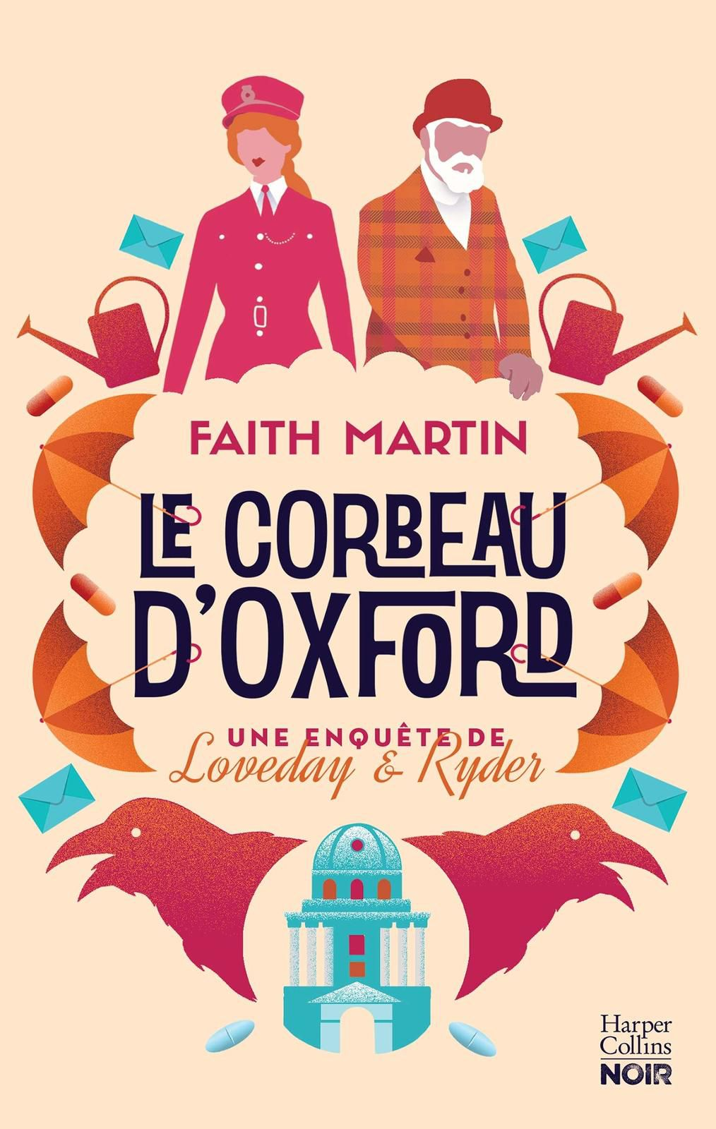 Le corbeau d'Oxford