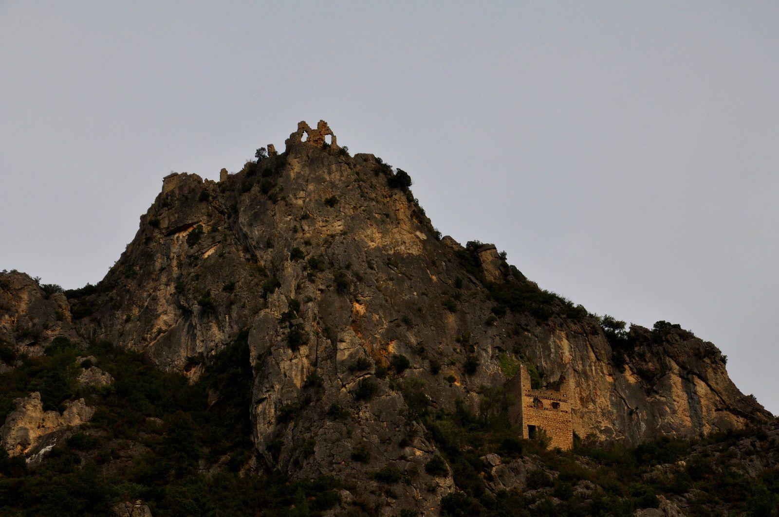Le château, la visite avec la balade sera faite.
