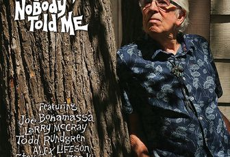cd JOHN MAYALL « Nobody Told Me »