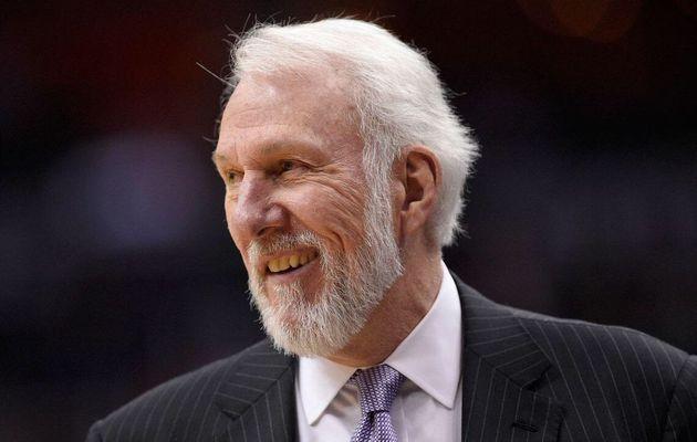 La mélancolie gagne Gregg Popovich chez les Spurs de San Antonio
