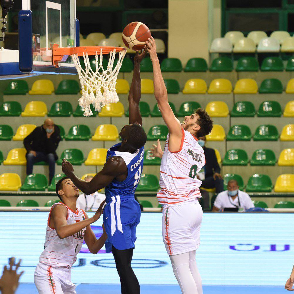 Le Cap-Vert vient à bout du Maroc,  Ivan Almeida cartonne avec 26 points, 10 rebonds et 30 d'évaluation