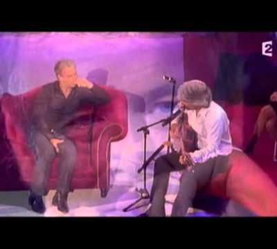 Daniel Guichard et Franck Dubosc(La Tendresse)