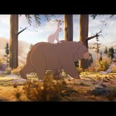 Lily Allen | Somewhere Only We Know (John Lewis Christmas Advert)