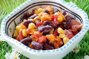 SALADE MEXICAINE (thermomix)