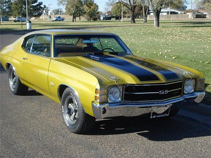 1971 Chevrolet Chevelle SS LS5 454