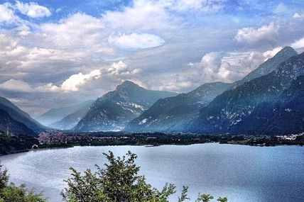 Photo: #lago d'idro #igerslombardia (presso Lago...