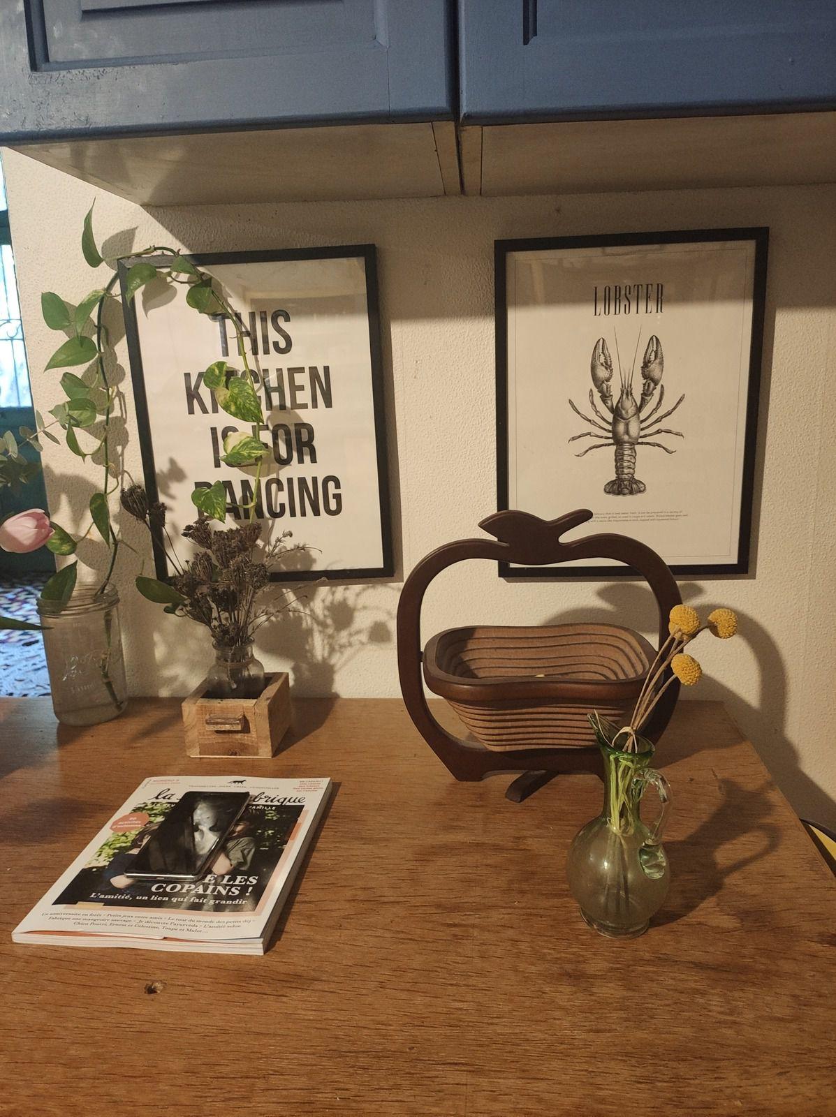 A nouvelle cuisine, nouvelles affiches !