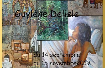 Exposition au centre hospitalier Fernand Léger Argentan