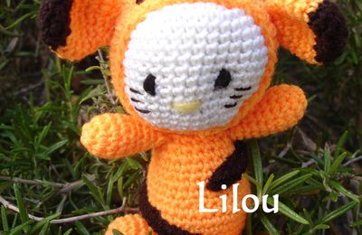 Hello Kitty - tigre