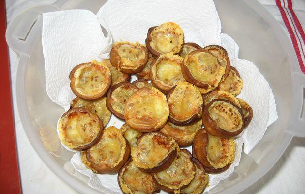 mini-tartelettes pour apéritifs ou buffets dinatoires
