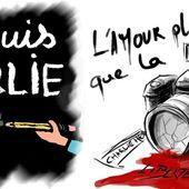 Charlie Hebdo : les dessinateurs Cabu, Charb, Tignous, et Wolinski sont morts...