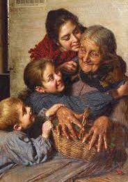 La fête des grands mère le 7 mars 2021 ! Fêtez les Mamies
