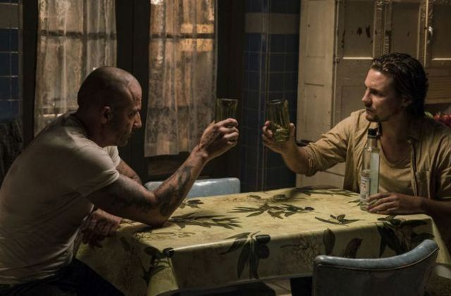 Critiques Séries : Prison Break. Saison 5. Episode 7.