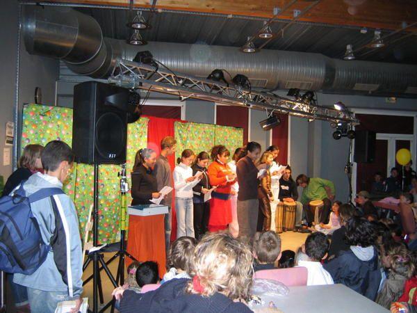 Album - La Chenille multicolore à Woippy -  20 mai 2006